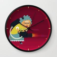A&A - Hitnan. Wall Clock