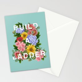 #BuildALadder Stationery Cards