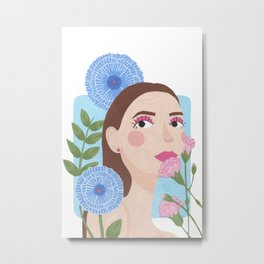 Clove Metal Print
