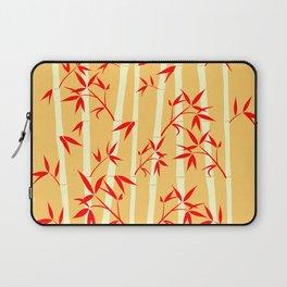 Happy Bright Bamboo Laptop Sleeve