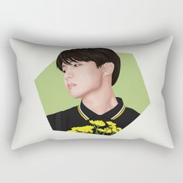 J-Hope Rectangular Pillow