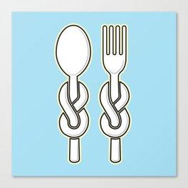 Dinner Time! Canvas Print