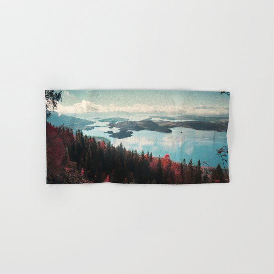 The Fjord Hand & Bath Towel