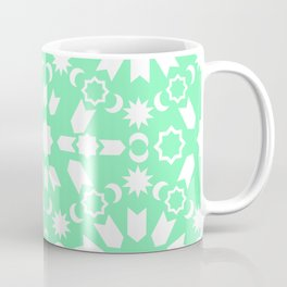 Peppermint Arabesque Coffee Mug