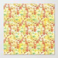 Autumn leaves #23 Canvas Print