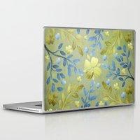 olivia joy Laptop & iPad Skins featuring Olivia by Lisa Argyropoulos