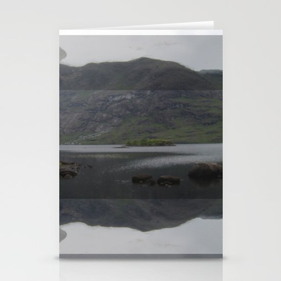 FORCED MIRROR III. Stationery Cards