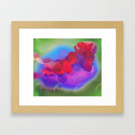 Dream Reflections Framed Art Print