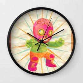 zombie ala lucha  Wall Clock