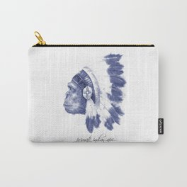 Indian ape Carry-All Pouch