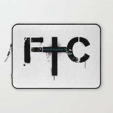 FindChaos - Logo Laptop Sleeve