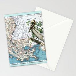Louisiana Stationery Cards
