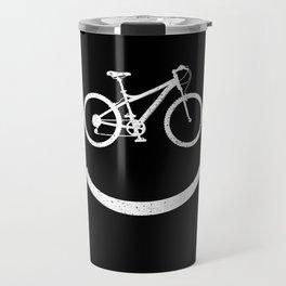 Mountain Bike Bicycle MTB Biking Biker Travel Mug
