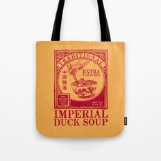 Imperial Duck Soup Tote Bag