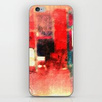 circus iPhone & iPod Skins featuring Circus by Fernando Vieira