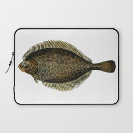 European Flounder Laptop Sleeve