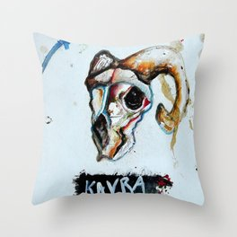 Kavra Throw Pillow