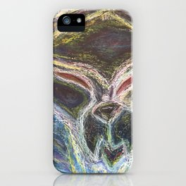 The Hell Hound iPhone Case