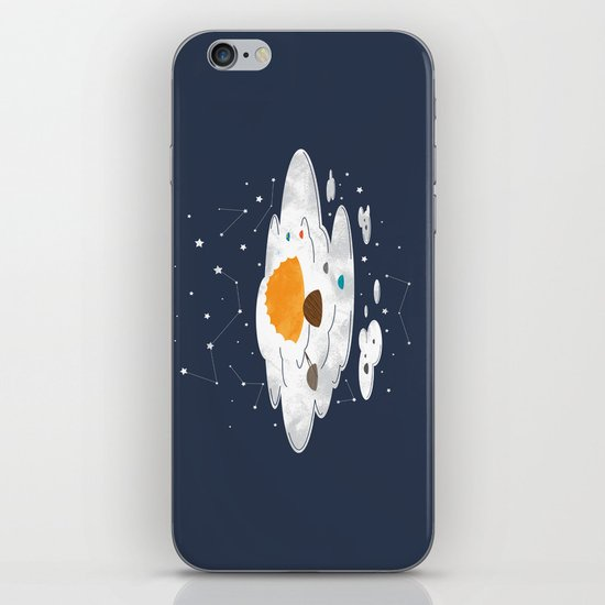 Egg Dimension iPhone & iPod Skin
