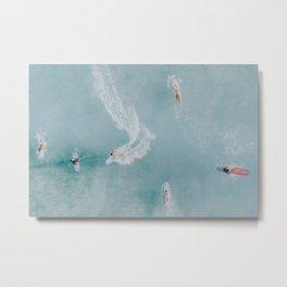 float iii Metal Print