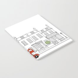 London houses Notebook