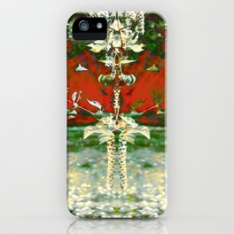 Blooming Ballet iPhone Case