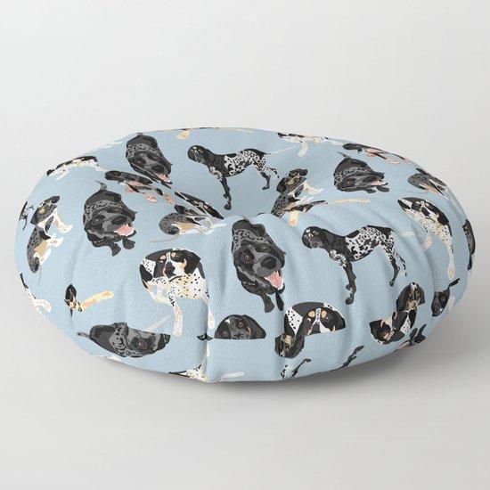 Bluetick Coonhounds by vieiragirl