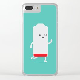 You can do it Clear iPhone Case