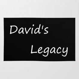 David's Legacy (Inverted) Rug