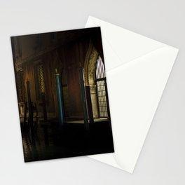 Venetian penumbra Stationery Cards