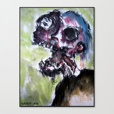 Corpse Rot Canvas Print