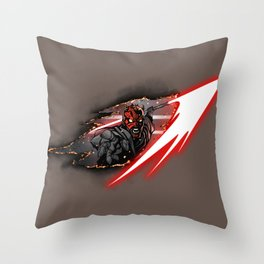 Darth Maul Throw Pillow