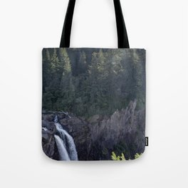 Over the Falls Tote Bag