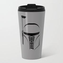 Boba Fett - Japanese kanji 'Dark' Travel Mug