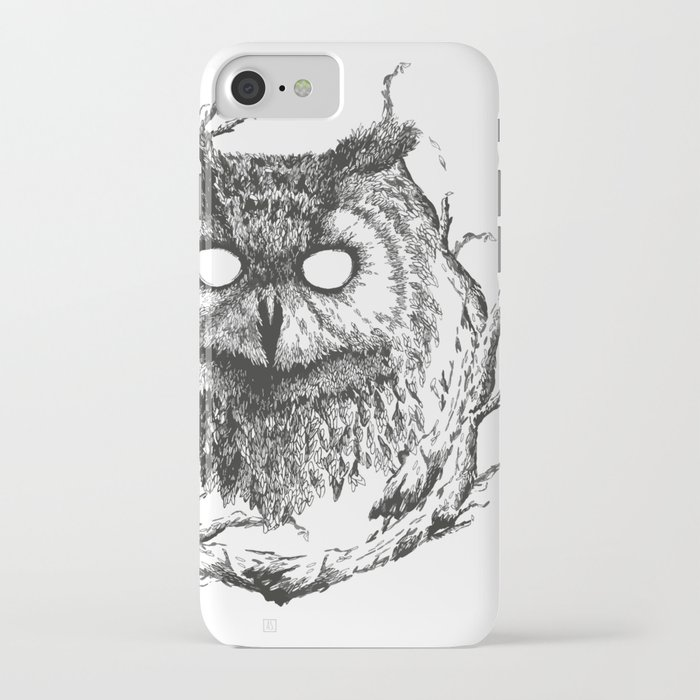 Forest Gods | Owl iPhone Case