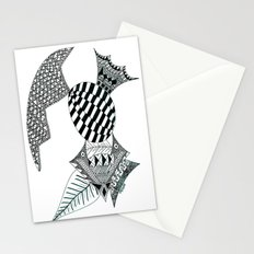 Fish Egg Creature Stationery Cards