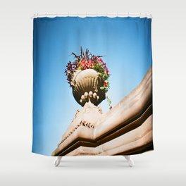 Central Park Plants Shower Curtain