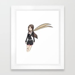 Mia Fey Framed Art Print