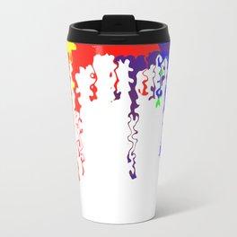 Rainbow Blood Travel Mug