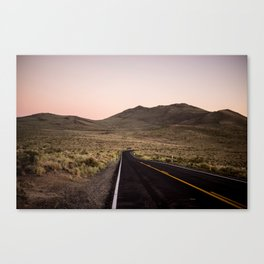 California Landscape I Canvas Print