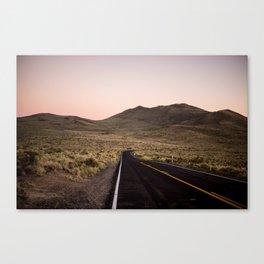 California Landscape I Canvas Print