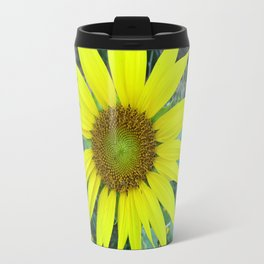 Stunning Sunflower Travel Mug