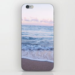 Ocean Morning iPhone Skin