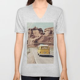 Going on a road trip Unisex V-Neck