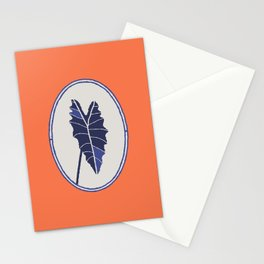 Alocasia Sanderiana Club Stationery Cards