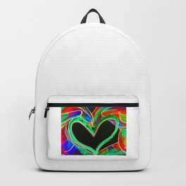 Universal Sign for LOVE Backpack