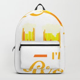 Crafty Woman Craft Beer Lover Party Gift Women Backpack