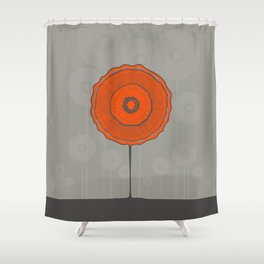 Poppies Poppies Poppies Shower Curtain