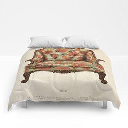Curbside Wingback Comforters