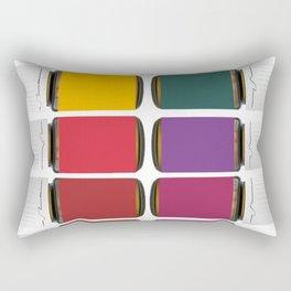 Oily me daily Rectangular Pillow